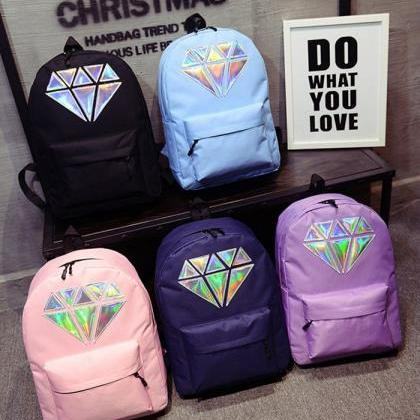 Diamond Design Holographic School B..