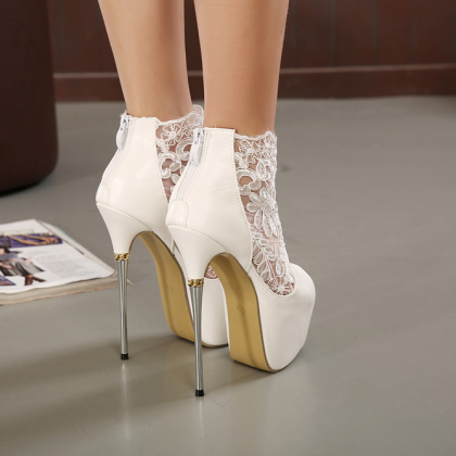 2015 high heel sandals cool boots s..
