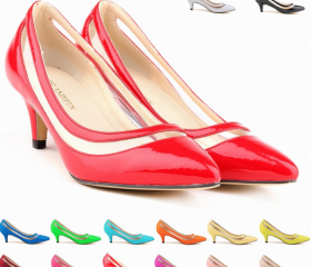 Pointed Shoes Classi..