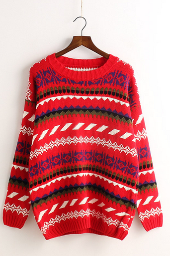 Fashion comfortable sweater