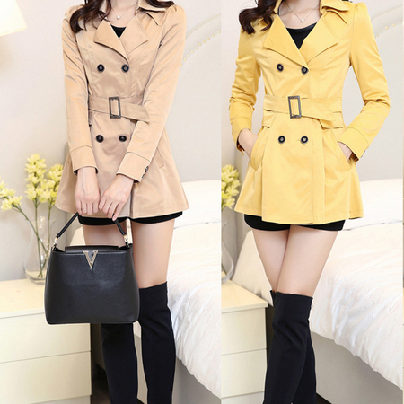 Women's new black label women coat