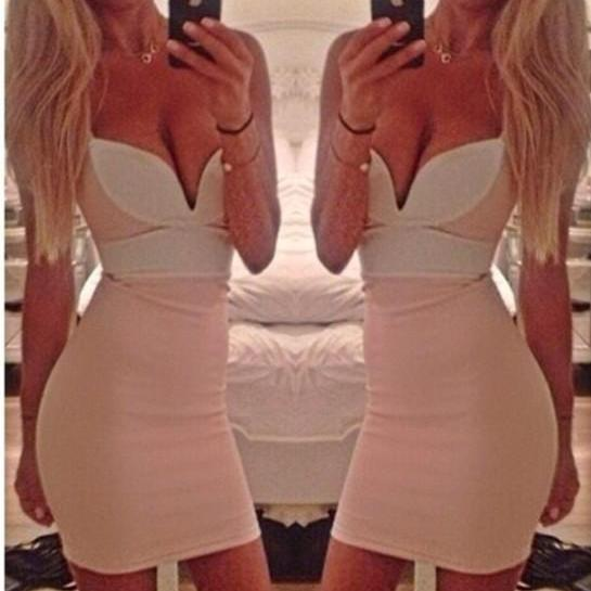 Sexy Package Hip Dress