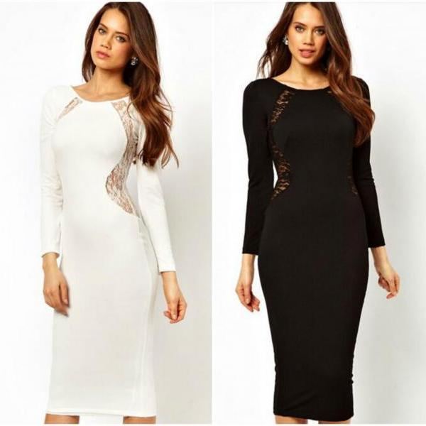 Medium Length Dresses